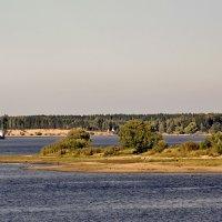 Волжские пейзажи :: Nikolay Monahov