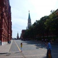 На  Красную площадь.... :: Владимир Драгунский