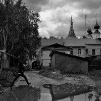 После дождя :: АЛЕКСАНДР СУВОРОВ