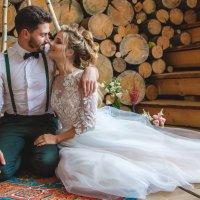 Анастасия и Александр :: Алена Калашникова
