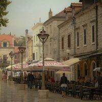 Требинье. Босния...дождь. :: Евгения Кирильченко