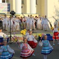 праздничные мероприятия в г Абинске :: игорь