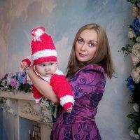 Юлиана с дочерью Алисой . :: Андрей Якимюк