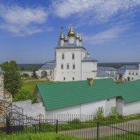 В Свято-Троицком Никольском монастыре :: Сергей Цветков