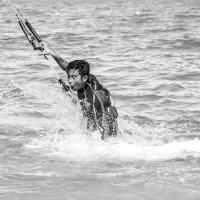 Кайт Сёрфинг, Вьетнам 2017 :: Николай Крик