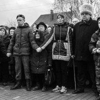 В оцеплении :: Сергей Михайлов