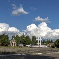 Площадь дважды героя Советского Союза Рязанова. :: Валерий Рыкунов
