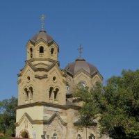 Храм Святого Пророка Илии :: Александр Рыжов