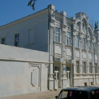 Дом Ходжаша :: Александр Рыжов