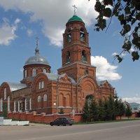 Богоявленский собор. Мокшан. Пензенская область :: MILAV V