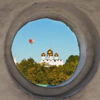 А из нашего окна... :: Vladislav Gushin