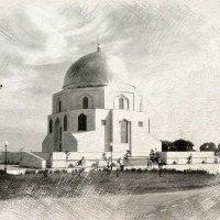Мечеть в честь принятия ислама :: Андрей Головкин