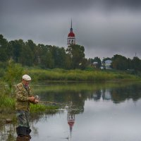 рыбак :: Андрей Нестеренко