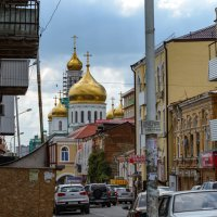 Дорога к храму... :: Oleg