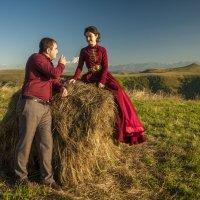 Жених и невеста (национальное) :: Евгений Khripp