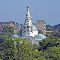 Собор Троицы Живоначальной в Серпухове :: Александр Качалин