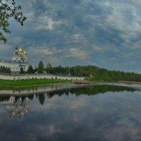 Панорама Болдинского монастыря :: Aleksandr Ivanov67 Иванов