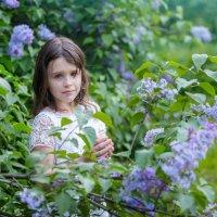 В цветах :: Alexander Moshkin