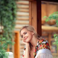 Русская красавица Ирина :: Фотохудожник Наталья Смирнова