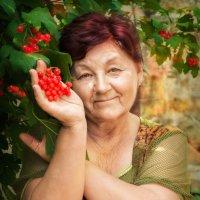 Бабушка Любовь :: Солнечная Лисичка =Дашка Скугарева