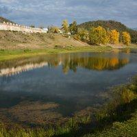Осень в отражении :: Наталья Покацкая