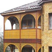 Строится дом... :: super-krokus.tur ( Наталья )