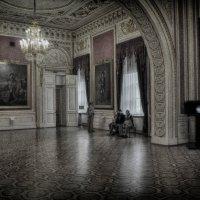 интерьер дворца :: павел бритшев