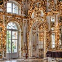 Царское село. Екатерининский дворец. Большой (тронный) зал. :: Larisa