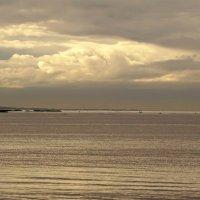 Заливные облака :: Владимир Гилясев