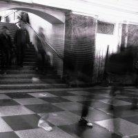 Московские тени :: Tanja Gerster
