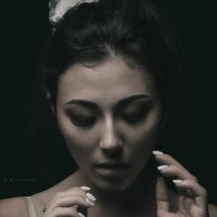 Курс портретной фотографии. The course of portrait photography. :: krivitskiy Кривицкий