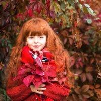 Маленькая осень :: Каролина Савельева