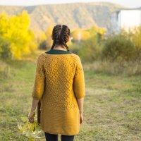смотрящая в даль :: Светлана Бурлина