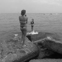 Морская фотосессия :: Юлия Закопайло