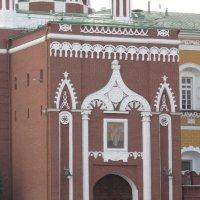 Никольские ворота Московского Кремля :: Дмитрий Никитин