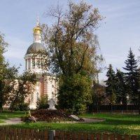 Рождественский Собор и Поклонный крест :: Анна Воробьева
