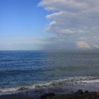 Два моря :: Алексей Дмитриев