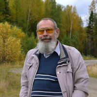 Мир сквозь жёлтые очки. :: Наталья