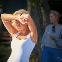Солнечный зайчик... :: Arturas Barysas