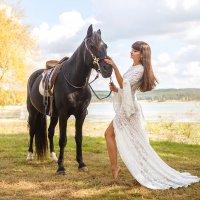 фотосессия с лошадью в Крыму :: Екатерина Переславцева