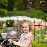 Таисия в ботаническом саду :: Наталия Габриэль