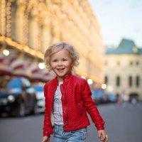Прогулка по городу :: Наталия Габриэль