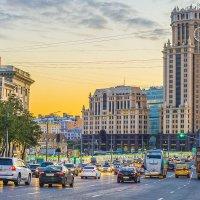 Москва, Кредит Европа Банк :: Игорь Герман