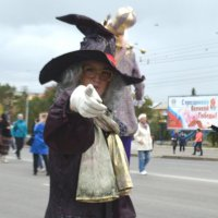Фестиваль кукол в Омске :: Savayr