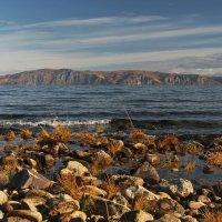 Солнечным утром на Байкале... :: Александр Попов