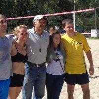 Радость пляжного волейбола!... :: Алекс Аро Аро