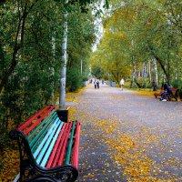 В парке :: Марк Э