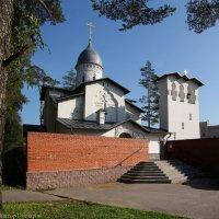 Храм Покрова Пресвятой Богородицы :: Laryan1
