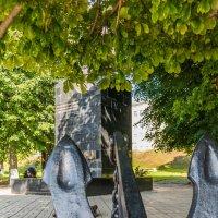 Якорь.. Памятник подводникам :: Ruslan