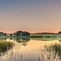 Вечер на озере :: Va-Dim ...